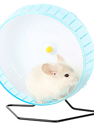 Rodents Exercise Wheels Plastic Blue