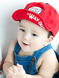 Unisex Fashion Cotton Going out/Casual/Daily Boy And Girl Cartoon Baseball Hat Children Peaked Cap All Seasons