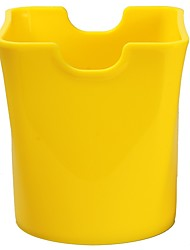 Sunwood®  6143 Senior Pp Multifunctional Pen Container Yellow/Blue/Green Random