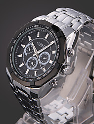 Man CURREN Business Low-Key Luxury All Steel Quartz Watch