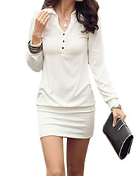 Women's Stylish Sheath Bodycon Dress