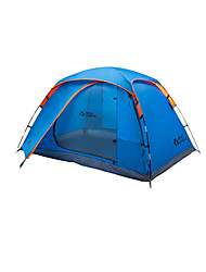 MOBI GARDEN® 2 persons Tent Double Automatic Tent One Room Camping Tent OxfordWaterproof Breathability Ultraviolet Resistant Windproof