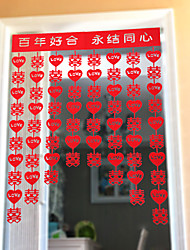 Wedding wedding room supplies wedding creative decoration curtain cloth curtain marriage bridal garlands