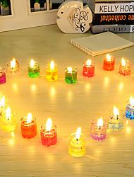 Kerzen Urlaub Romantisch Innendekoration,24