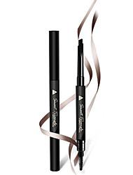 1pcs Women Ladies Waterproof Long Lasting Black Brown Eyebrow Pencil Brown Eye Pen Makeup Cosmetic Beauty Tools