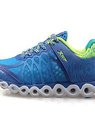 X-tep Tenisky Běžecké boty Pánské Protiskluzový Anti-Shake Prodyšné Nositelný Outdoor Výkon Prodyšná síťovina GumaBěhání Volnočasové