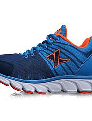 X-tep Tenisky Běžecké boty Pánské Protiskluzový Odolný proti opotřebení Ultra lehký (UL) Nositelný Outdoor Výkon Prodyšná síťovina Guma