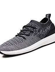 Men's Fashion Casual Shoes Tulle Running Walking Youth Shoes