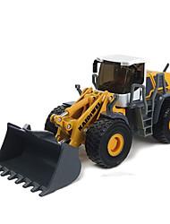 Veículos da construção Brinquedos 1:10 Metal Amarelo
