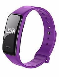 yyc1 Smart Armband / smart Uhr / Aktivität trackerlong Standby- / Pedometer / Herzfrequenz-Monitor / Wecker / Distanztracking