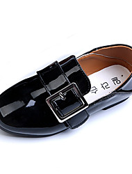 Kid's Shoes Libo New Style Hot Sale Casual / Outdoors Comfort Fashion Oxfords Loafers Black / White / Red