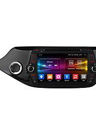 8 pollici quad core ownice C500 Android 6.0 HD 1024 * 600 di GPS lettore DVD dell'automobile per Kia Ceed 2013-2015 supporto 4G LTE
