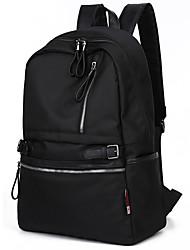40 L Rucksack Draußen Laptop-Rucksäcke Multifunktions Schwarz Blau Armeegrün Tarnfarben Oxford KAKA