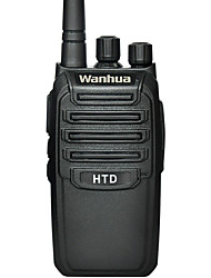 Wanhua HTD Handheld Walkie Talkie UHF 403-470MHZ Two Way Radio