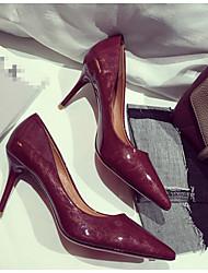 Damen-High Heels-Outddor-KunstlederAndere-Grün Rot