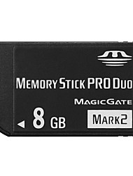 Other 8GB Memory Stick PRO Duo Class 10