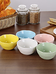 1Pc His Air Of Japanese And Wind Relief Rice Noodle Soup Dessert Salad Coloured Glaze Bowl