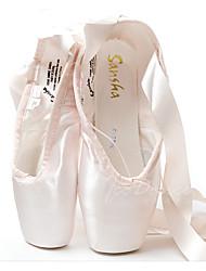 Sapatos de Dança(Rosa) -Feminino-Personalizável-Balé