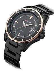 Men's Women's Unisex Sport Watch Dress Watch Fashion Watch Wrist watch Calendar Quartz Alloy Band Charm Casual Multi-Colored
