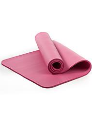NBR Yoga Mats Libre de Olores Eco Friendly 10 mm