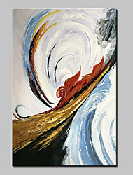 Hand-Painted Modern Abstract Oil Painting On Canvas Wall Art Picture For Home Decoration One Panel Ready To Hang