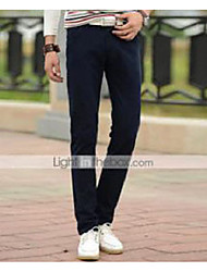 AOLONGQISHI® Men's Casual Pure Suits Pants (Cotton) 919-1
