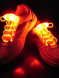 LED Light Up Пластик-В любом месте-Шнурки(Зеленый Розовый Красный)