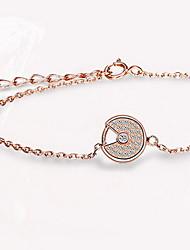 Chaînes & Bracelets Naturel Mode Argent sterling Bijoux Bijoux Pour