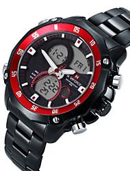 NAVIFORCE 9030 Fashion Trend Date Alarm Clock Diving Waterproof Fashion Watch