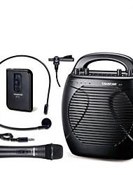 TAKSTAR Беспроводной Микрофон для конференций 3,5 мм Черный