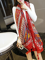 Sign ethnic suit fringed sun beach vacation Scarves retro cotton shawl