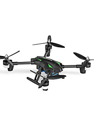 Drone WL Toys 4CH 6 Axis 2.4G With HD Camera RC QuadcopterLED Lighting One Key To Auto-Return Auto-Takeoff Failsafe Headless Mode