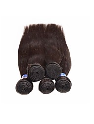 8a brazilian straight human hair 5bundles 500g deals good quality silk smooth texture unprocessed virgin hair weaves material made beautysister hair