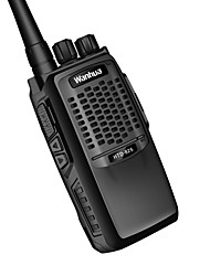 Wanhua htd-825 à deux voies uhf radio 403-480mhz talkie-walkie affaires professionnel handsc main