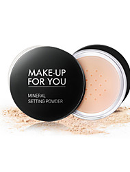 Mineral Setting Powder Dry Loose powder Face MAKE-UP FOR YOU