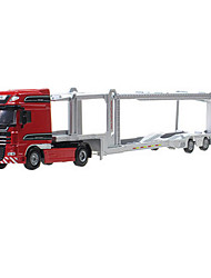 Truck Toys 1:50 Metal ABS Red