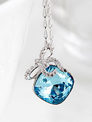 Pendants Crystal Animal Shape Butterfly Gem Austria Crystal Basic Unique Design Fashion Jewelry For Daily