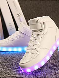 Da ragazzo Sneakers Scarpe luminose Stivali Sintetico Primavera Estate Autunno Inverno Sportivo Casual Chiusura a strappo o bottoncino