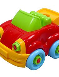 Гоночная машинка Игрушки 1:50 Пластик Радужный