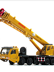 Construction Vehicles Toys 1:60 Metal ABS Plastic Yellow