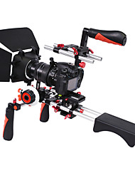 YELANGU DSLR Movie Video Making Rig Set System Kit for Camcorder or DSLR Camera Such as Canon Nikon Sony Pentax Fujifilm Panasonic