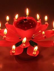 Свечи Праздник Современный Романтика1pcs