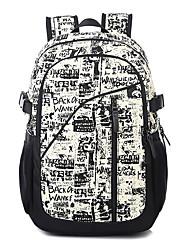 45 L Заплечный рюкзак Дышащий Черный