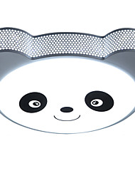 Flush Mount /Panda LED Ceiling Light Modern/ Bedroom/ Kids Room/Led 48W