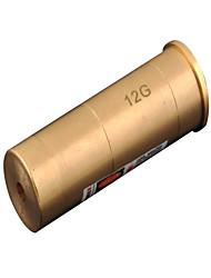 ponteiro laser vermelho lt-12g (1MW, 650nm, 3xag13, cáqui)