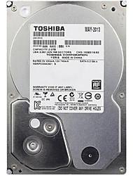 Toshiba 500 GB Disque dur de bureau 7200rpm SATA 3.0 (6Gb / s) 32Mo cachette 3.5 pouces-DT01ACA050