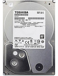 Toshiba 500GB Desktop Hard Disk Drive 7200rpm SATA 3.0 (6Gb / s) 32MB nascondiglio 3.5 pollici-DT01ACA050