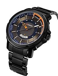 Men's Women's Unisex Sport Watch Dress Watch Fashion Watch Wrist watch Quartz Alloy Band Charm Casual Multi-Colored