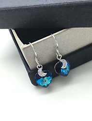 Drop Earrings Jewelry Daily Casual Crystal 1 pair