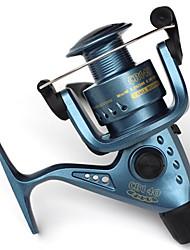 Fishing Reel Spinning Reels 2.6:1 11 Ball Bearings Exchangable General Fishing-CB140